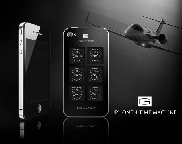 iPhone 4 Time Machine 1