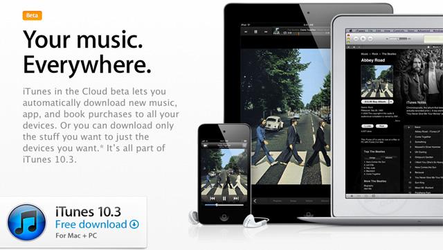 MobileMe Control Panel 1.1, iTunes 8 y Bonjour 1.0.5 para Windows 3