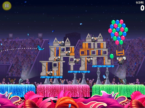 Rovio anuncia nuevos niveles para Angry Birds 7