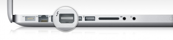 Apple libera actualización de firmware para el puerto Thunderbolt 1