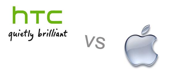 HTC es declarada culpable por infringir patentes de Apple 1