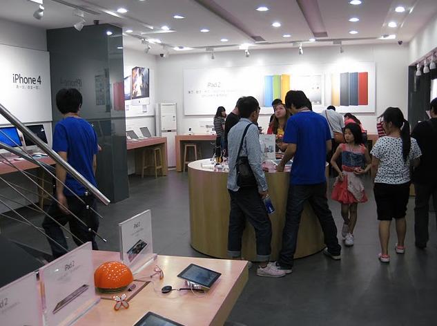 En China abren una Apple Store falsa 3