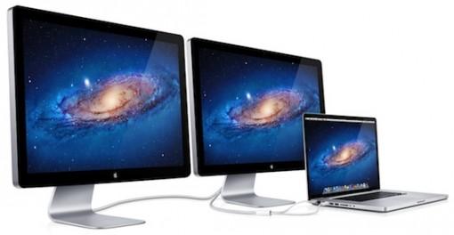 Apple podría lanzar un nuevo LED Cinema Display en los próximos días 3