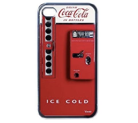 Carcasa de Coca-Cola para nuestro iPhone 3