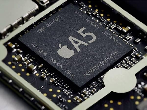 Apple dejaría de usar chips Samsung 2