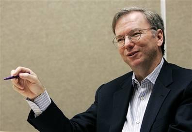 """Eric Schmidt envía mensaje a Apple, """"competencia responde con demandas y no con innovación"""" 9"""