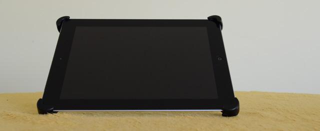 Soporte de acero ajustable para iPad  7