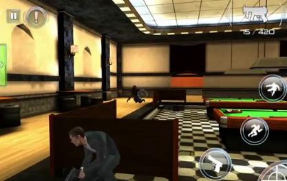 Agentes secretos y espías en el nuevo juego de Gameloft