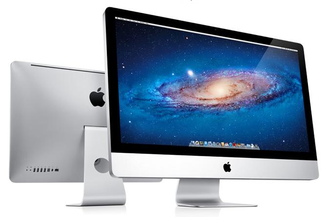 Actualización para las nuevas iMacs con el iMac Software Update 1.1 5