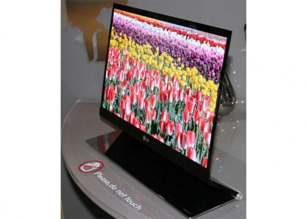 LG no puede atender la demanda de pantallas para el iPad 6