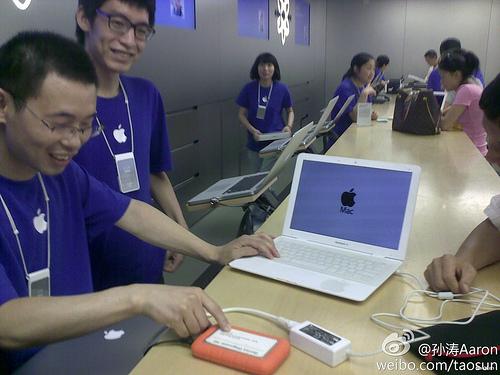 Ron Johnson se va de Apple 5
