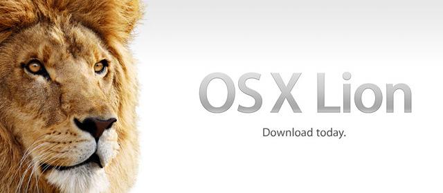 Descarga Mac OS X 10.7 Lion 1