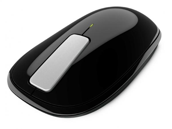 Mouse multitáctil de Microsoft con soporte para Lion 1