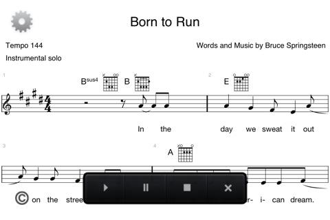 Si eres estudiante de música y tienes iPad, iSheetMusic es para ti 1
