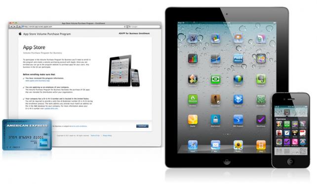 Apple lanza compra de aplicaciones por volumen para Empresas y Educación 6