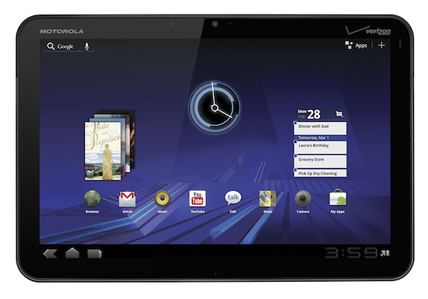 Samsung tampoco podrá vender su Galaxy Tab en Europa 1