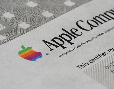 Apple ofrece a Tim Cook un millón de acciones 1