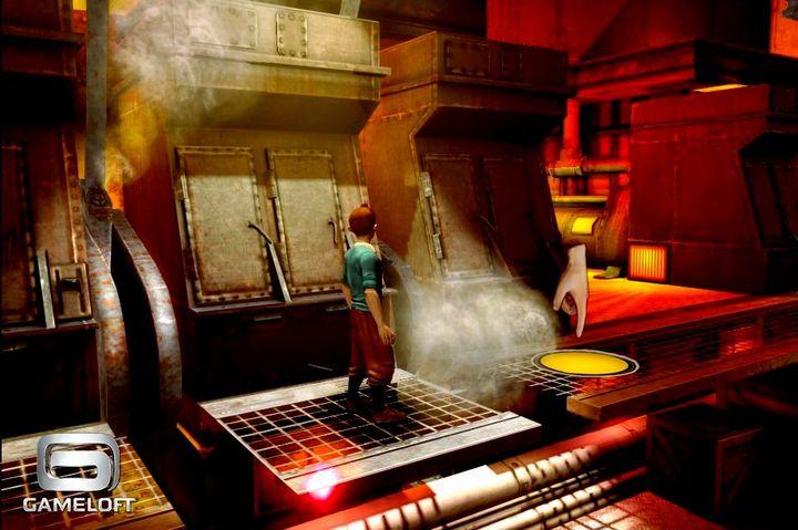Gameloft muestra las primeras imágenes del juego para iOS de las aventuras de  Tintín 3
