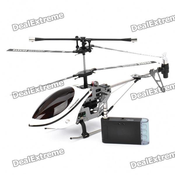 La competencia para el A.R.Drone, se hace más grande con los nuevos modelos de iHelicopters
