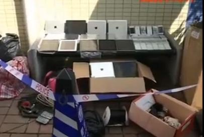 Policía de China arresta red de tráfico de dispositivos iOS