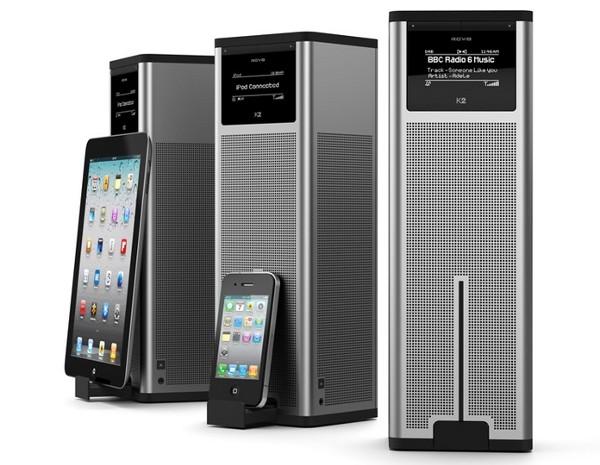 Revo K2, con 40 vatios de sonido para tus dispositivos iOS 1