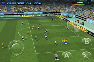 Gameloft revela primer trailer de Real Football 2012