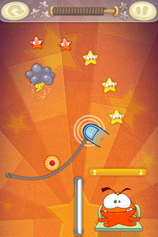 Competencia para Cut the Rope disponible en la App Store