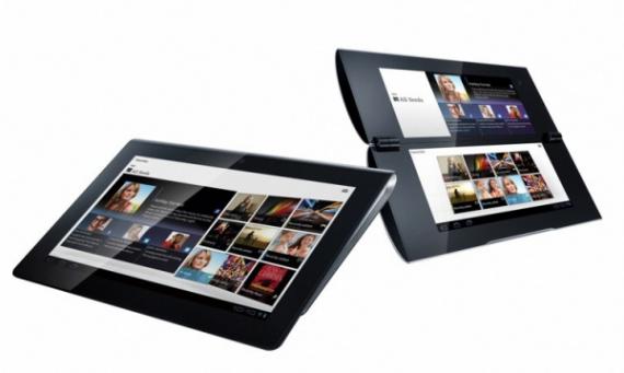 Sony lanza sus nuevas tabletas en IFA 2011 7