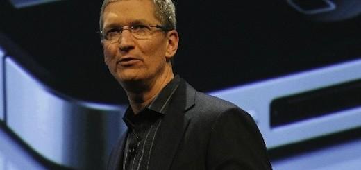 Apple ofrece a Tim Cook un millón de acciones 8