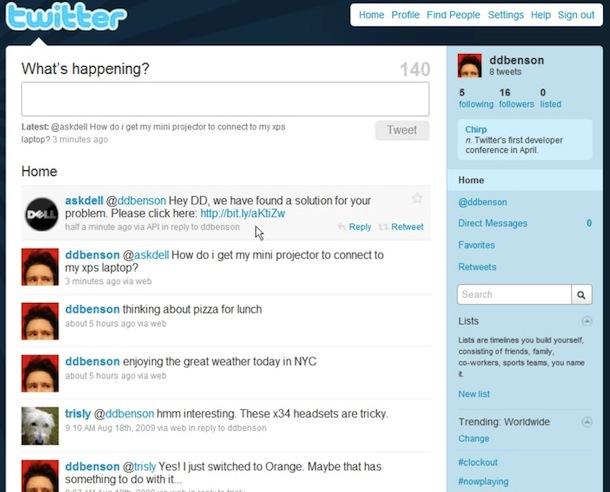 ¿ Cabinas publicas para Twittear ? 8