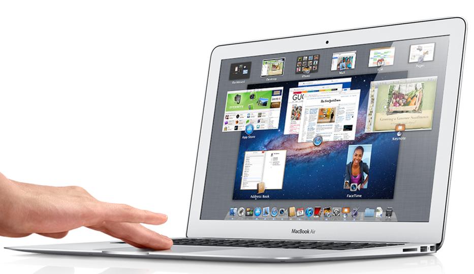 Apple adapta los teclados de los nuevos equipos a Lion 6