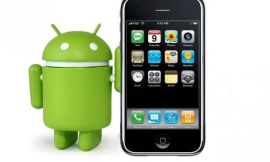iPhone VS Android, después de la batalla renace el amor