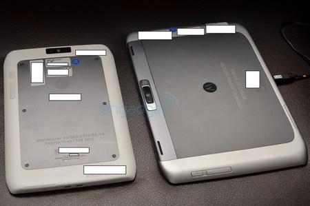 Se filtran primeras imágenes de las tabletas Motorola Xoom de 8 y 10 pulgadas 2