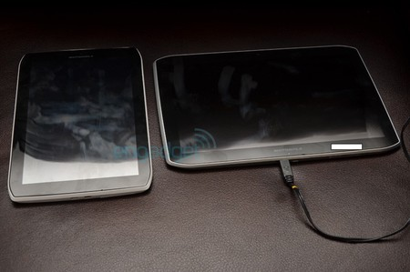 Se filtran primeras imágenes de las tabletas Motorola Xoom de 8 y 10 pulgadas 1