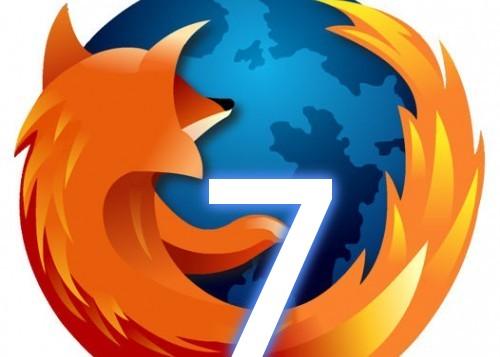 Mozilla sigue trabajando y nos presenta Firefox 7.0.1 y Firefox 8 beta 9