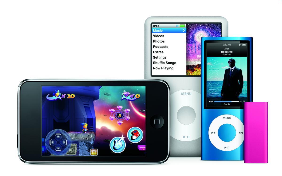 Rumor: Apple no actualizaría la gama iPod este año 1