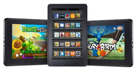 Amazon presentó su esperada tableta Kindle Fire ¿competencia para el iPad? 2