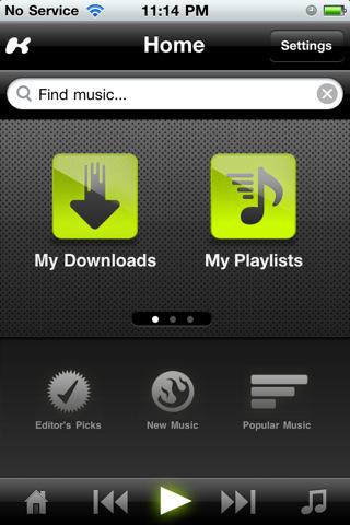 Deezer, el nuevo servicio de streaming musical, abrirá sus puertas a Latinoamérica el 31 de Enero 7