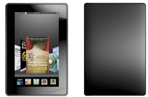 Rumor: Amazon podría presentar oficialmente el Kindle Fire 1
