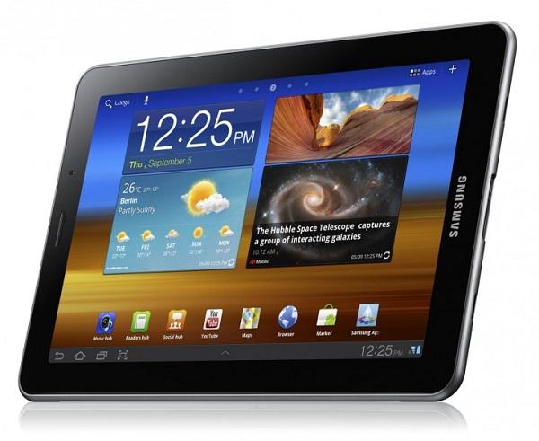 Samsung lanza en IFA 2011 su nueva Tableta 7.7 y un hibrido entre Smartphone y Tableta 2