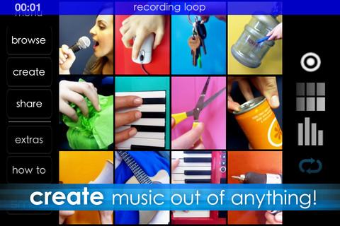 Crea un remix con los sonidos de tu vida 1