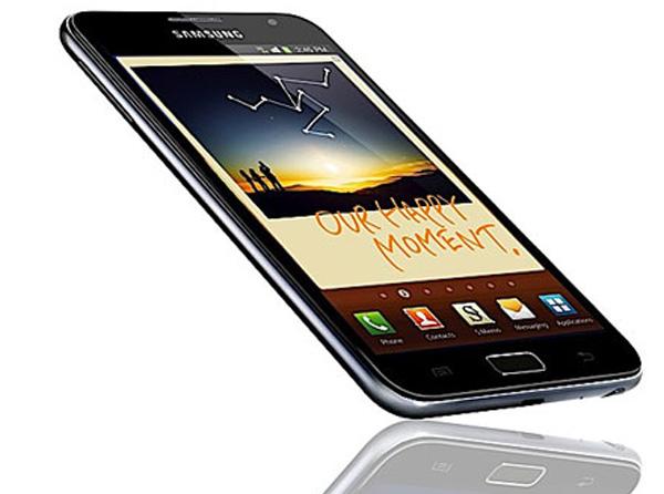Samsung lanza en IFA 2011 su nueva Tableta 7.7 y un hibrido entre Smartphone y Tableta 3