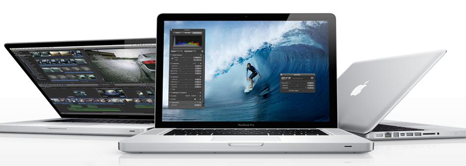 Actualización:  MacBook Pro video 1.0 1