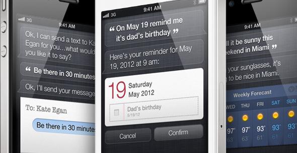 Apple lanza el primer comercial de Siri para iPhone 4S