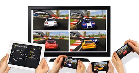 Real Racing 2 Party Play, una nueva experiencia de juego