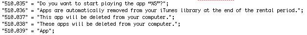 Apple podría permitir el alquiler de aplicaciones a través de iTunes 3