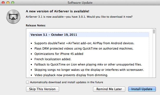 Pioneer es el nuevo socio de Apple, para AirPlay 6