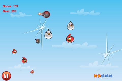Rovio anuncia Angry Birds Space 1