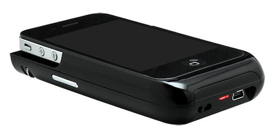 Primera imagen del iPhone 4 CDMA de Verizon 5