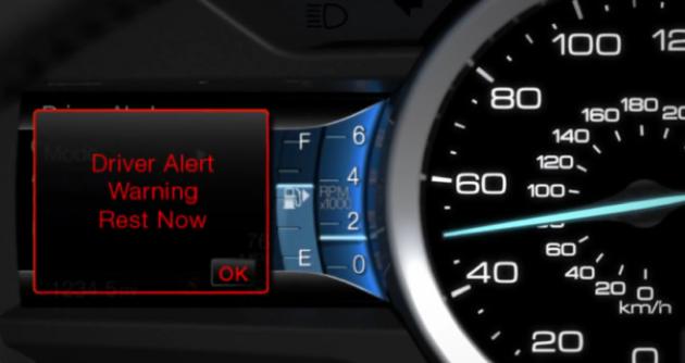 Publicidad de Ford y sus sensores de acercamiento en el iPad 1